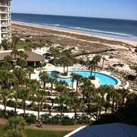 Photo taken at The Ritz-Carlton, Amelia Island by keii on 3/5/2012
