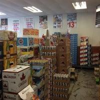 Photo taken at Brewskie's Beverage by Buddy on 7/1/2012