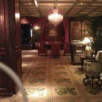 Photo taken at The Adolphus by Brian K. on 9/7/2012