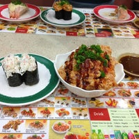 Photo taken at Genki Sushi by Darnell R. on 6/28/2012