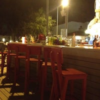 Photo taken at Alaçatı Shot Bar by Nurdan T. on 8/14/2012
