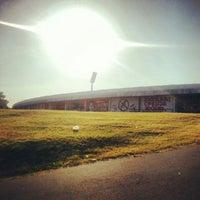 "Photo taken at Stadion ""Rajko Mitić"" by IvanJe on 7/4/2012"