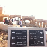 Photo taken at Dead Sea Panoramic Complex by Hanadi A. on 3/23/2012