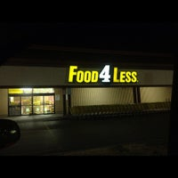 Photo taken at Food 4 Less by Jay Z. on 2/6/2012
