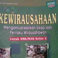 Photo taken at SMK Baranangsiang Bogor by Dewi y. on 3/13/2012