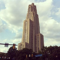 Photo taken at University of Pittsburgh by Richard Y. on 8/13/2012