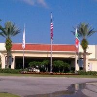 Photo taken at Holiday Inn Club Vacations Orlando - Orange Lake Resort by Chris W. on 7/1/2012