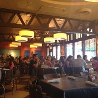 Photo taken at Uncle Julio's Rio Grande Cafe by Rebecca P. on 8/10/2012