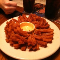 Photo taken at Outback Steakhouse by Steve on 4/24/2012