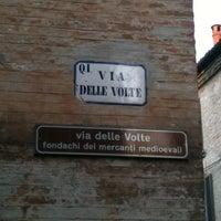 Photo taken at Via delle Volte by Valentina B. on 3/27/2012