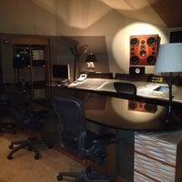 Photo taken at Patchwerk Recording Studios by AK O. on 5/22/2012