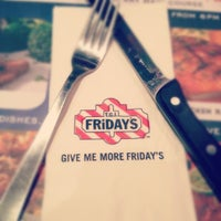 Photo taken at T.G.I. Friday's by Emily R. on 7/24/2012