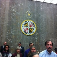 Photo taken at Baltimore County Courts Building by Carlton S. on 2/14/2012