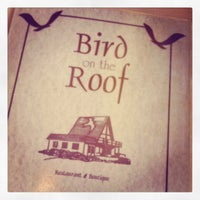 Photo taken at Bird On The Roof by Kristina M. on 5/12/2012