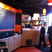 Photo taken at Syra-Juice by Ryan S. on 6/14/2012