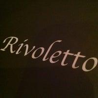 3/11/2012 tarihinde Virpi L.ziyaretçi tarafından Rivoletto'de çekilen fotoğraf