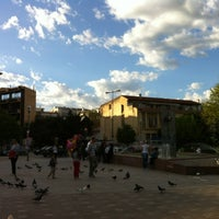 Photo taken at Pyrros Square by Φιλίκος Κ. on 4/27/2012