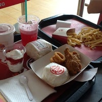 Photo taken at Burger King by nayna_chan on 8/5/2012