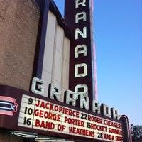 Das Foto wurde bei Granada Theater von Chance M. am 6/10/2012 aufgenommen