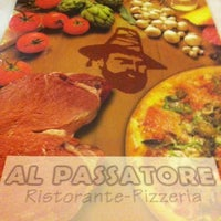 Photo taken at Al Passatore by Bell R. on 7/24/2012