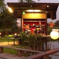 Photo taken at บ้านเอกเขนก by Attachai P. on 2/11/2012