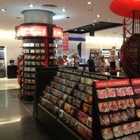 Photo taken at Virgin Megastore by Ahmed N. on 9/1/2012