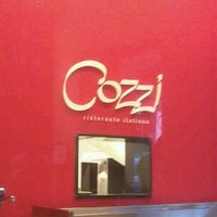 รูปภาพถ่ายที่ Cozzi Ristorante Italiano โดย Charlene P. เมื่อ 6/11/2012