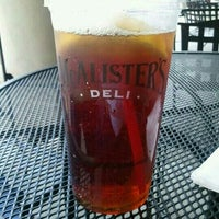 Photo taken at McAlister's Deli by Ben M. on 7/24/2012