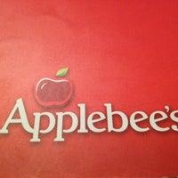 Photo taken at Applebee's by Karla F. on 8/6/2012