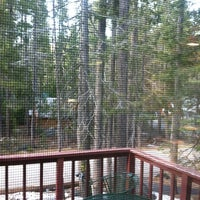 Photo taken at The Cabin At Donner Lake by Michael S. on 5/5/2012