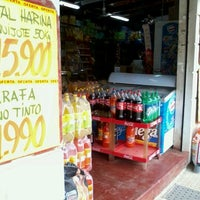 Photo taken at Supermercado Mayorista by Manu M. on 9/5/2012