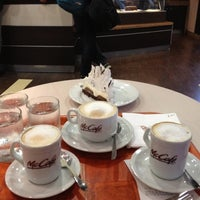 Photo taken at McCafé by Paz V. on 6/28/2012