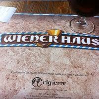 Foto scattata a Wiener Haus da Marta F. il 6/10/2012