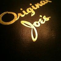 Photo prise au Original Joe's par Nick B. le9/10/2012