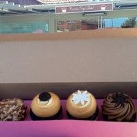 Photo taken at Kara's Cupcakes by Michael N. on 6/12/2012