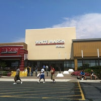 Photo taken at White Marsh Mall by Henry H. on 8/9/2012