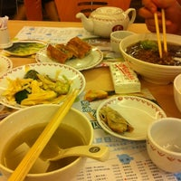Photo taken at 面点王(第五园街店) by crazy on 8/11/2012
