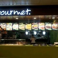 Photo taken at Gourmet by Sebastian L. on 2/11/2012
