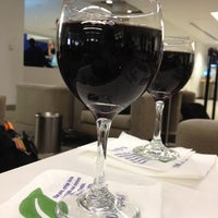 Photo taken at Delta Sky Club by Ann Michele L. on 5/4/2012