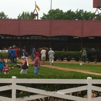 Photo taken at Canterbury Park by Ted J. on 5/19/2012