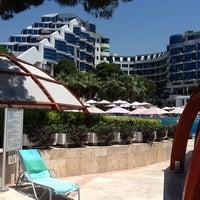 Foto tomada en Cornelia De Luxe Resort por 🌺 🍃 🌺 el 7/14/2012