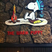 Photo taken at Warm Puppy Cafe by MarinVacation.com R. on 3/4/2012