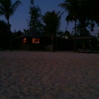 Photo taken at Maradiva Villas Resort & Spa by Nabeelah S. on 6/23/2012