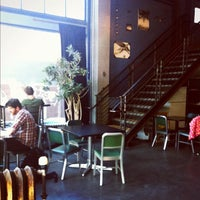 Photo taken at Trabant Coffee & Chai by Kate K. on 5/14/2012