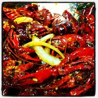 Photo taken at Cajun Kitchen by Felix N. on 5/13/2012