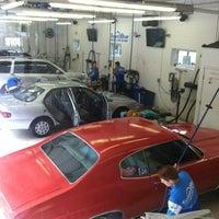 Photo taken at Team Blue Hand Car Wash by Scott T. on 6/22/2012