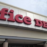 Photo taken at Office Depot by Marco S. on 8/22/2012