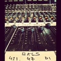 Photo taken at RAK Studios by Duca T. on 8/31/2012