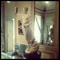 Photo taken at GAM Galleria d'Arte Moderna di Milano by Enrico L. on 6/30/2012