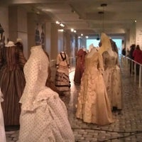Photo taken at MoMu Antwerp - ModeMuseum Provincie Antwerpen by Sara F. on 3/20/2012